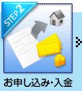 step2 お申し込み・入金