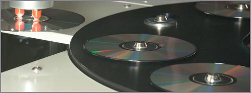CDプレス生産イメージ