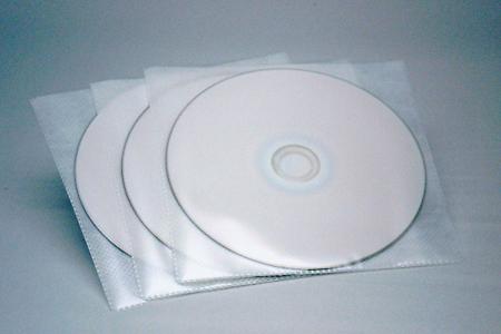 不織布見本(DVD入り)